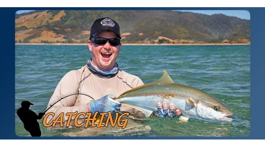 So You Want To Catch… Kingfish on fly