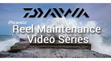 Daiwa Reel Maintenance Video Guide