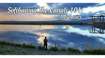 Soft baiting The Twizel / Tekapo Canals 101