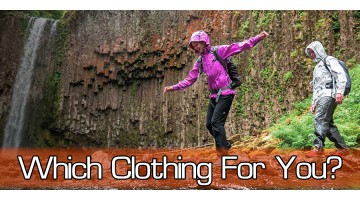 Choosing Gear - Clothing