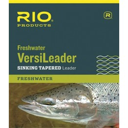 Rio Freshwater Versi Leader 10ft Sinking Tips