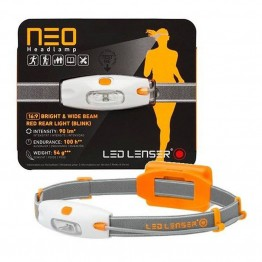 LED Lenser Neo - 90 Lumens - Headlamp - Orange