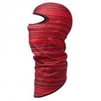 Buff Microfibre Balaclava - Picus/Red