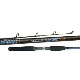 """Shakespeare Ugly Stick Gold 6'6"""" 8-15kg 2 Piece Rod"""