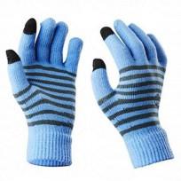 Vigilante Slipstream Glove - Touch Screen - Blue  - Large/XL