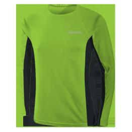 Thermatech Ultrasport L/S Baselayer Men's Green/Charcoal