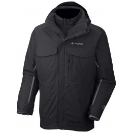 Columbia Men's Bugaboo Interchange Jacket - Black