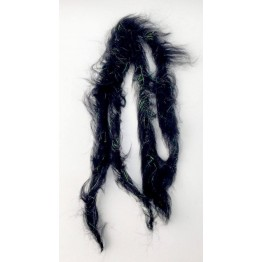 Stalker Tackle Faux Fox Tail - Black