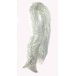 Stalker Tackle Faux Fox Tail - Grey