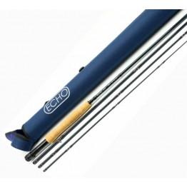 Echo Base #8 9' 4 pc Medium/Fast Fly Rod