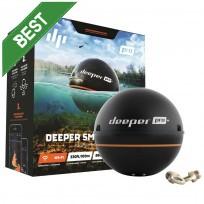Deeper Smart Sonar Pro Plus + Fish Finder