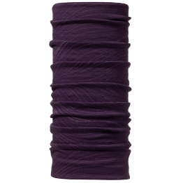 Buff Merino Wool - Plum