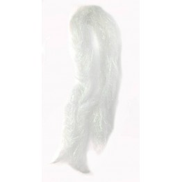 Stalker Tackle Faux Fox Tail - White