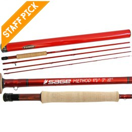 "Sage Method 590-4 9'0"" #5 4 Piece Fly Rod"