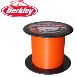 Berkley Whiplash 50lb 2000m Blaze Orange Braid Bulk .18mm Diameter