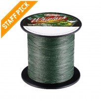 Berkley Whiplash 30lb 2000m Green Braid Bulk