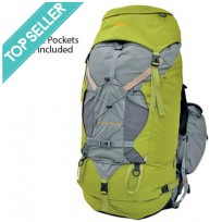 Aarn Effortless Rhythm 65L or 72L