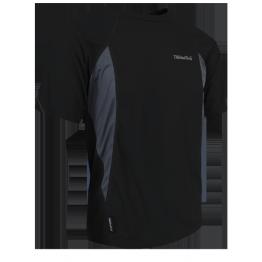 Thermatech Speed Dri Short Sleeve Training Top Men's Black/Charcoal