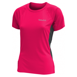 Thermatech Speed Dri Short Sleeve Training Tee Woman's Melon/Charcoal