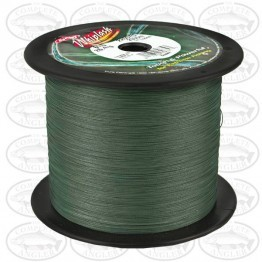 Berkley Whiplash 20lb 2000m Green Braid Bulk