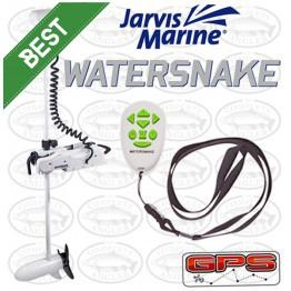 "Jarvis Marine Watersnake GPSmart SWD - 80lb - 60"" 24Volt Motor"