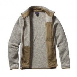 Patagonia Men's Better Sweater - Industrial Green
