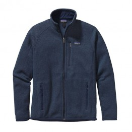 Patagonia Men's Better Sweater - Navy