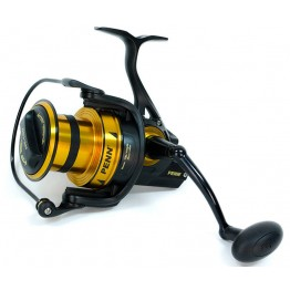 Timber Wolf Nano Black 1303H Rod & Penn Spinfisher VI 7500LC Reel