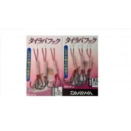 Daiwa Tairabahook Keikou Style Assist Hooks