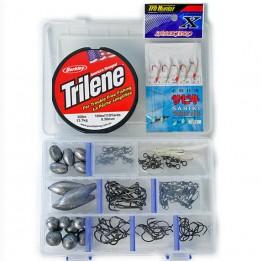 Berkley 99 Pce Starter Tackle Kit