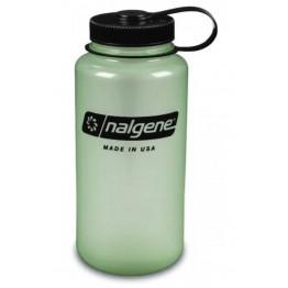 Nalgene Tritan Wide Mouth 1 Litre Drink Bottle - Glow