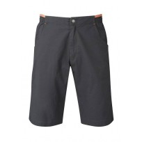 RAB Men's Oblique Shorts - Anthracite