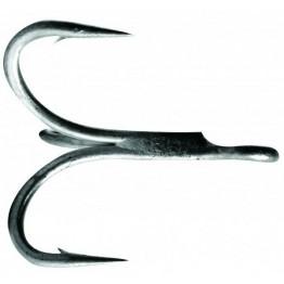 Mustad Dura Steel 36330NP-DS 4X Treble Hook