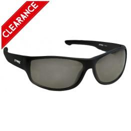 Strike Hawea Polarised Fishing Glasses - Smoke Lens