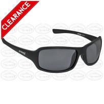 Strike Mavora Glasses Black with Smoke Polarized Lens
