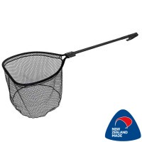 McLean Saltwater Measure & Weight - XXL - Rubber Landing Net