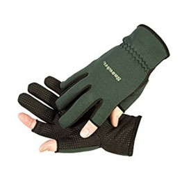 Snowbee Lightweight Neoprene Fishing Gloves
