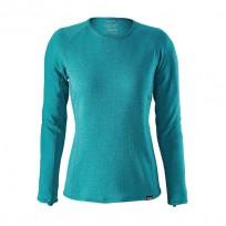 Patagonia Women's Capilene Thermal Weight Crew  - Straight Blue
