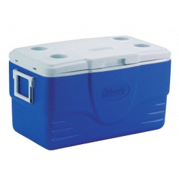 Coleman Cooler 47 Litre with Cup Holder