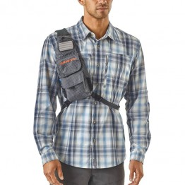 Patagonia Fishing Vest / Front Sling - Forge Grey