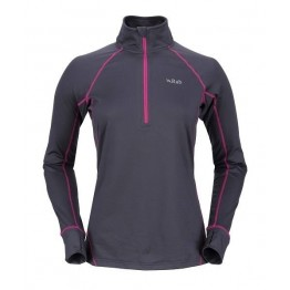 RAB Flux Pull On Women's Mid Layer - Beluga