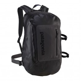 Patagonia Stormfront 30L Pack - Black - WATERPROOF