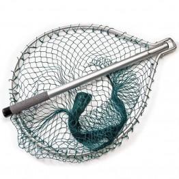 Mclean Silver Hinged Net - Large