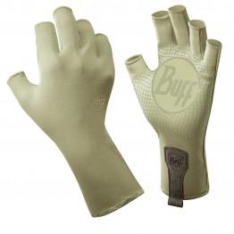 Buff Water Fishing Gloves - Light Sage