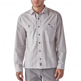 Patagonia M's L/S Island Hopper II Shirt Checkered