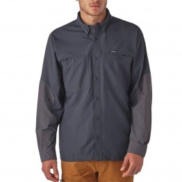 Patagonia Men's Lightweight Field Shirt - Industrial Green