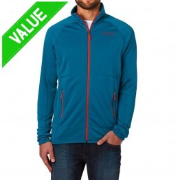 Patagonia Men's R1 Full Zip Fleece Jacket - Underwater Blue - Large