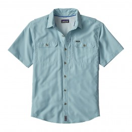 Patagonia Men's Sol Patrol II Shirt - Tubular Blue
