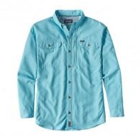 Patagonia Men's Sol Patrol II Shirt - Cuban Blue