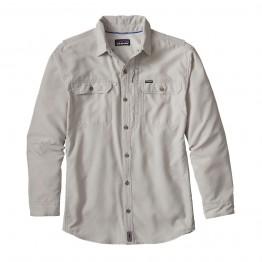 Patagonia Men's L/S Patrol II Shirt - Tailored Grey